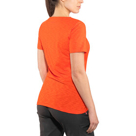 Schöffel Verviers2 T-Shirt Women mandarin red